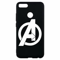 Чехол для Xiaomi Mi A1 Avengers logo