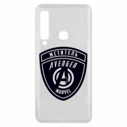 Чохол для Samsung A9 2018 Avengers Marvel badge