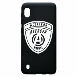 Чехол для Samsung A10 Avengers Marvel badge