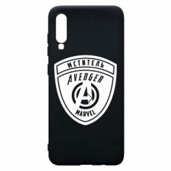 Чехол для Samsung A70 Avengers Marvel badge