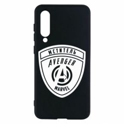 Чехол для Xiaomi Mi9 SE Avengers Marvel badge