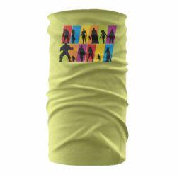 Бандана-труба Avengers silhouette
