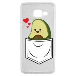 Чехол для Samsung A3 2016 Avocado in your pocket