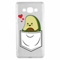 Чехол для Samsung A5 2015 Avocado in your pocket