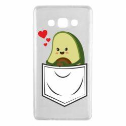 Чехол для Samsung A7 2015 Avocado in your pocket