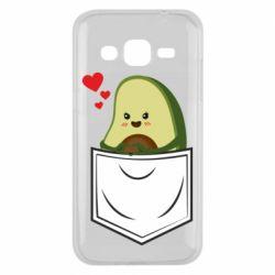 Чехол для Samsung J2 2015 Avocado in your pocket