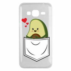 Чехол для Samsung J3 2016 Avocado in your pocket