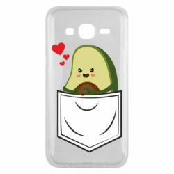 Чехол для Samsung J5 2015 Avocado in your pocket