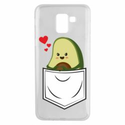Чехол для Samsung J6 Avocado in your pocket