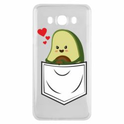 Чехол для Samsung J7 2016 Avocado in your pocket
