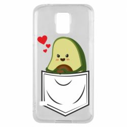 Чехол для Samsung S5 Avocado in your pocket