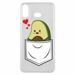 Чехол для Samsung A6s Avocado in your pocket