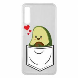 Чехол для Samsung A7 2018 Avocado in your pocket