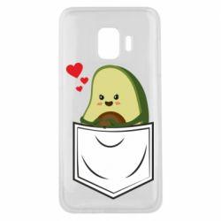 Чехол для Samsung J2 Core Avocado in your pocket