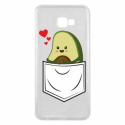 Чехол для Samsung J4 Plus 2018 Avocado in your pocket