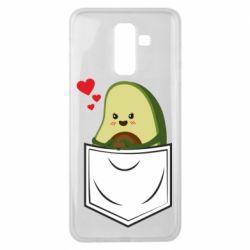 Чехол для Samsung J8 2018 Avocado in your pocket