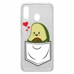 Чехол для Samsung A30 Avocado in your pocket