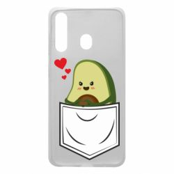 Чехол для Samsung A60 Avocado in your pocket
