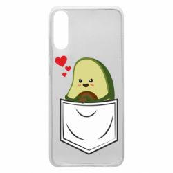 Чехол для Samsung A70 Avocado in your pocket