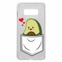 Чехол для Samsung S10e Avocado in your pocket