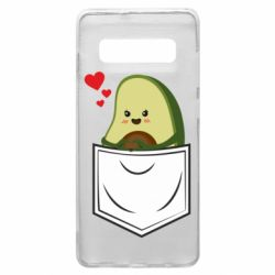 Чехол для Samsung S10+ Avocado in your pocket