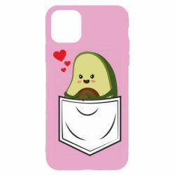 Чехол для iPhone 11 Avocado in your pocket