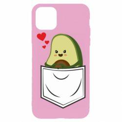 Чехол для iPhone 11 Pro Avocado in your pocket