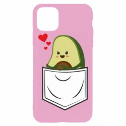 Чехол для iPhone 11 Pro Max Avocado in your pocket