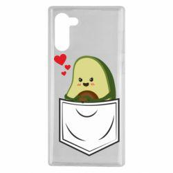 Чехол для Samsung Note 10 Avocado in your pocket