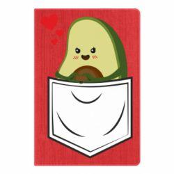Блокнот А5 Avocado in your pocket