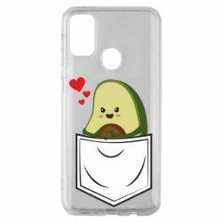 Чехол для Samsung M30s Avocado in your pocket