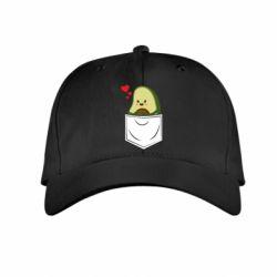 Детская кепка Avocado in your pocket