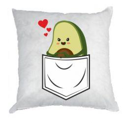 Подушка Avocado in your pocket