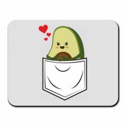 Коврик для мыши Avocado in your pocket