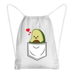 Рюкзак-мешок Avocado in your pocket