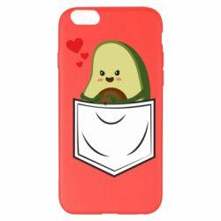 Чехол для iPhone 6 Plus/6S Plus Avocado in your pocket