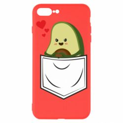 Чехол для iPhone 7 Plus Avocado in your pocket