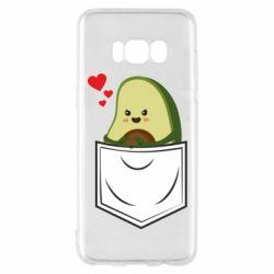 Чехол для Samsung S8 Avocado in your pocket