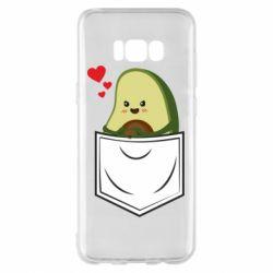 Чехол для Samsung S8+ Avocado in your pocket