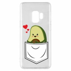 Чехол для Samsung S9 Avocado in your pocket