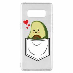 Чехол для Samsung Note 8 Avocado in your pocket