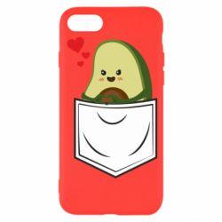 Чехол для iPhone 8 Avocado in your pocket