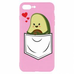 Чехол для iPhone 8 Plus Avocado in your pocket
