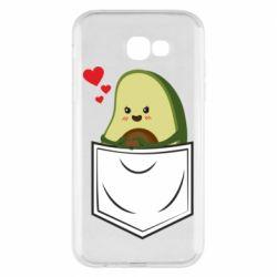 Чехол для Samsung A7 2017 Avocado in your pocket