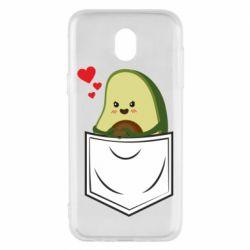 Чехол для Samsung J5 2017 Avocado in your pocket