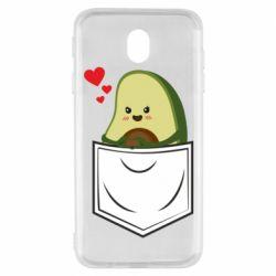 Чехол для Samsung J7 2017 Avocado in your pocket