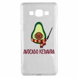 Чохол для Samsung A5 2015 Avocado kedavra