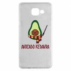 Чохол для Samsung A5 2016 Avocado kedavra