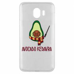 Чохол для Samsung J4 Avocado kedavra