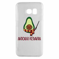 Чохол для Samsung S6 EDGE Avocado kedavra